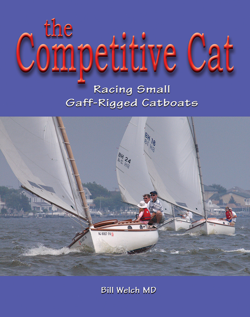 The Competitive Cat Book Cover