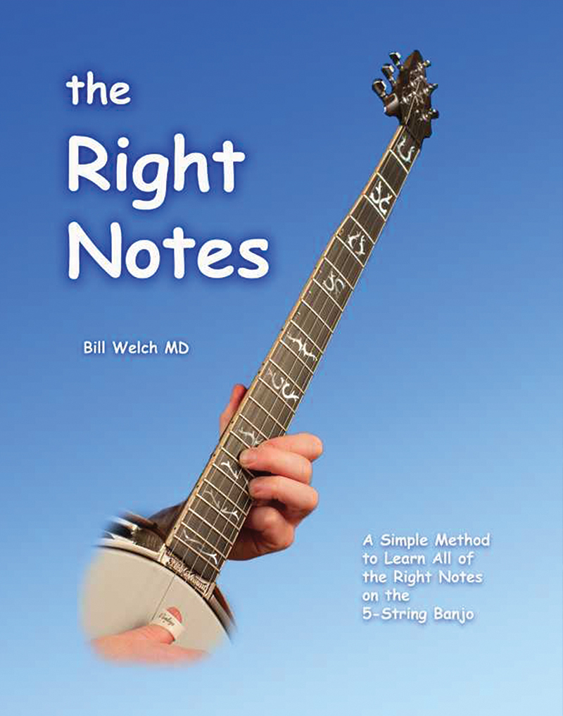 The Right Notes Book Cover